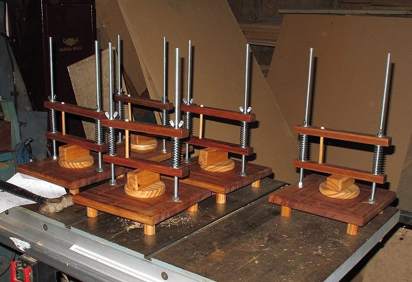 cheese presses